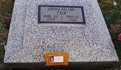 Cathy <i>Herber</i> Cox