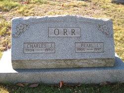 Charles Jess Orr