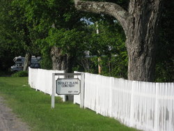 Dudley Plains Cemetery