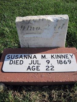 Susanna M Kinney