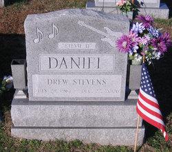 Drew Stevens Stevie D Daniel