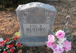 Eva <i>Hutchinson</i> Buford