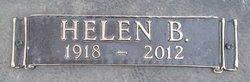 Helen B <i>Oberduster</i> Green