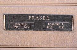 Elmer James Fraser