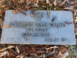 William Paul Buddy White
