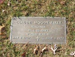 Claude Moody Firey