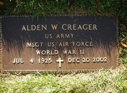 Alden Warren Creager
