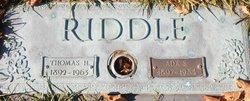 Thomas Henry Riddle