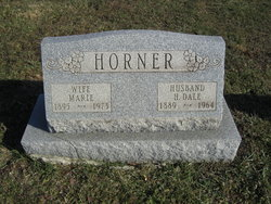 Harry Dale Horner
