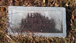 Lena L Burell