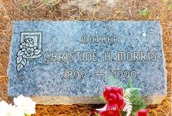 Christine H Chris <i>Spitsbergen</i> Morris