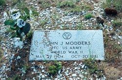 John J Modders
