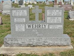 Jean M Wehrly