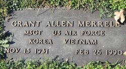 Grant Allen Merrell