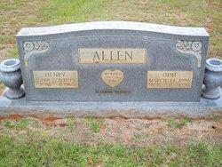 Odie <i>Felder</i> Allen