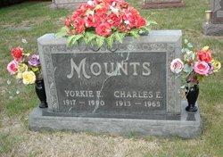 Charles E Mounts