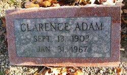 Clarence H Adam