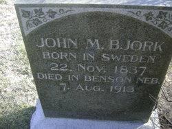 John M. Bjork