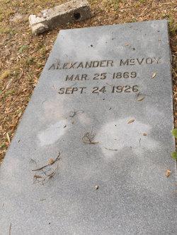Alexander McVoy