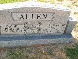 David Porter Allen