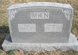Thomas Jefferson Boen