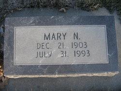Mary <i>Neville</i> Curran
