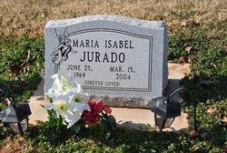 Maria Isavel Chavela <i>Jurado</i> Carrillo