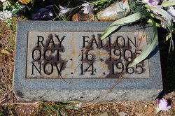 Artis Ray Fallon