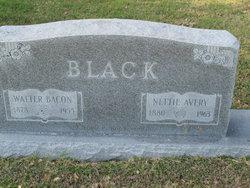 Nettie <i>Avery</i> Black