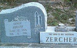 Adolph Zercher