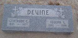 Gertrude C. <i>Schmitz</i> Devine