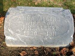 Anna M <i>Ketterhorn</i> Allers