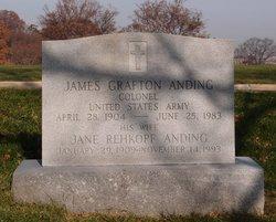 Col James Grafton Anding