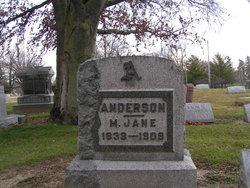 M Jane Anderson