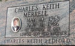 Charles Keith Merrell