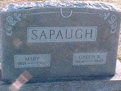 Mary Elizabeth Mollie <i>Copeland</i> Sapaugh