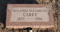 Malinda Elisabeth Carey
