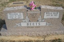William August Beets