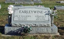Charles Edward Earleywine, Sr