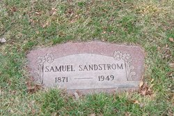 Samuel Sandstrom
