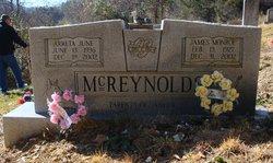 James Monroe Jim McReynolds