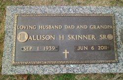 Allison Hardy Skinner, Sr