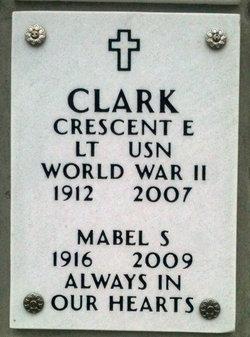 Mabel <i>Saretta</i> Clark