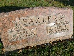 Joseph E Bazler