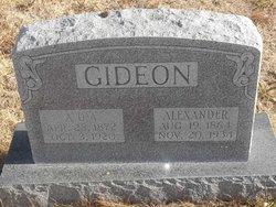 Alexander Columbus Gideon