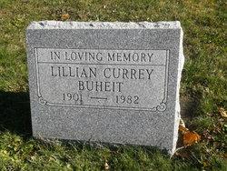 Lillian <i>Currey</i> Buheit