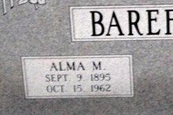 Alma Mae <i>Salmon</i> Barefoot