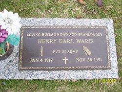 Henry Earl Earl Ward