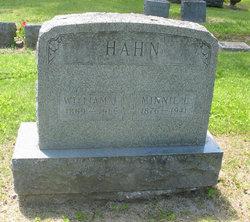 William F or J Hahn
