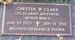 Chester Williams Clark